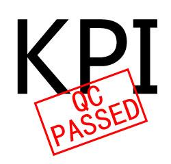 KPI-Quality-Control