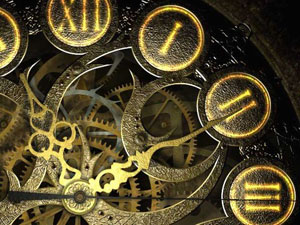 Mechanical-Clock